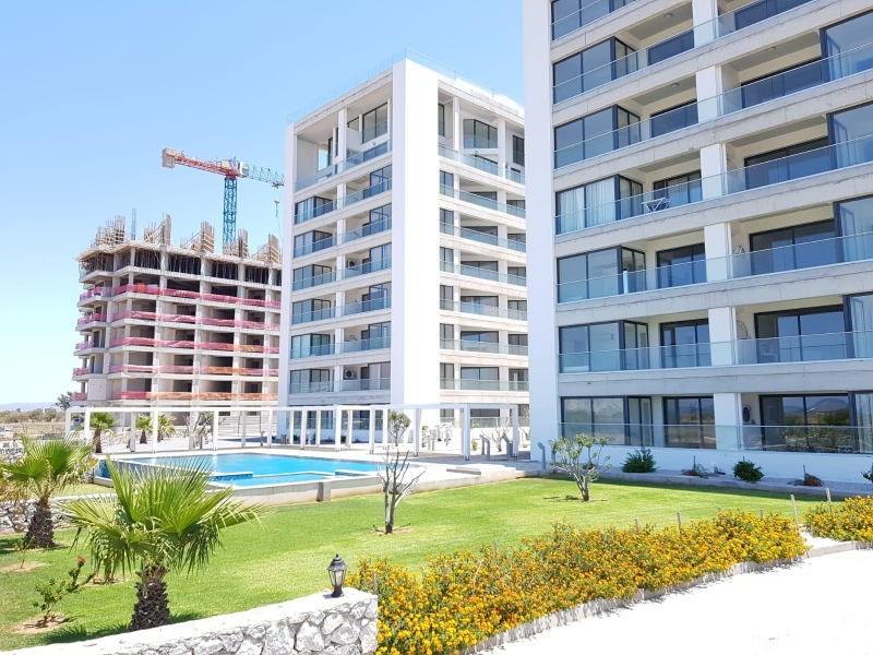 Sea View Studio Apartments From Just £36,850 With 10 Years Finance For All