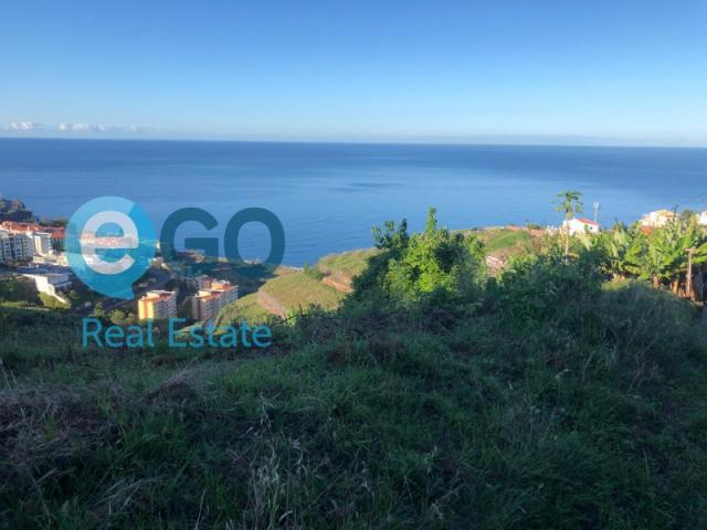 Plot of Land, Funchal , Seaview