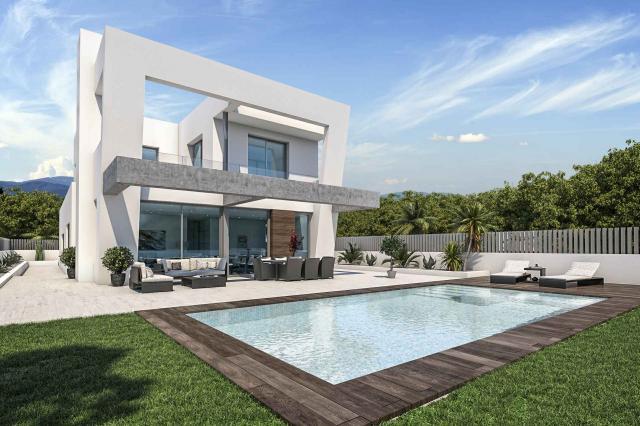 Luxury Three Bed Villa in Beniarbeig