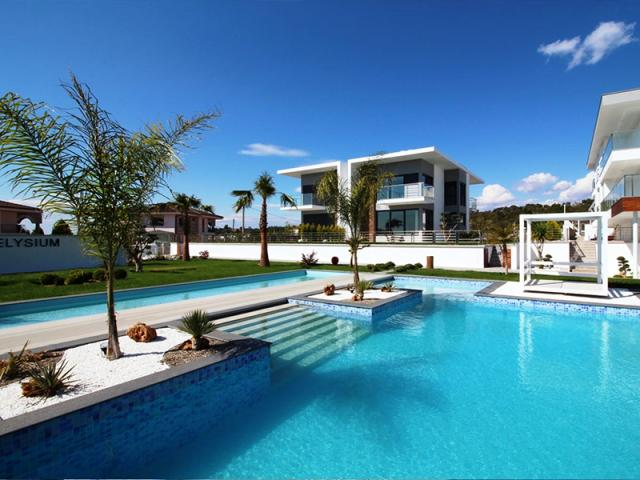 Luxury Apartments and Villas in a Great Location in Ilica, Side  - TC694