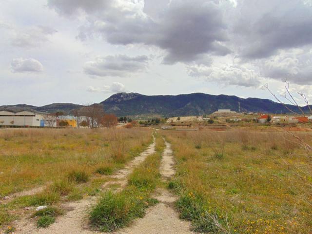 Land for sale in Hondon de las Nieves