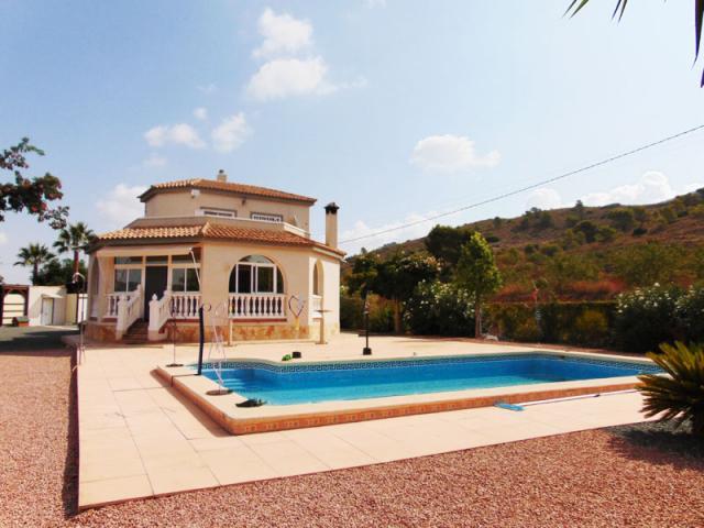 4 bedroom Villa in Hondon de los Frailes