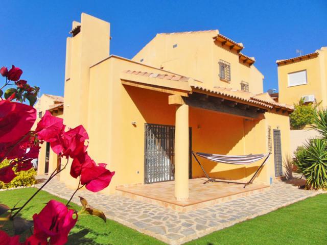 3 bedroom Villa in Fortuna