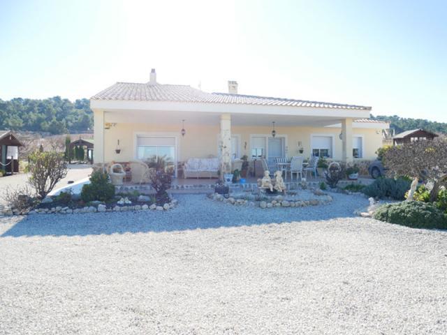 3 bedroom Villa in Pinoso
