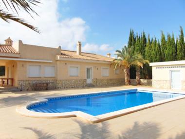 3 bedroom Villa in Hondon de las Nieves